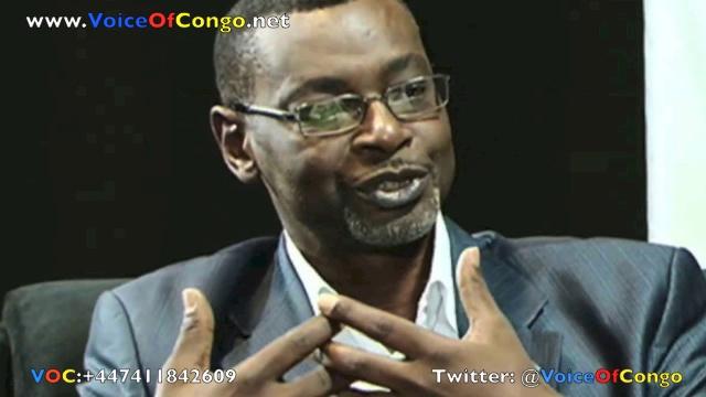 Albert Moleka donne la position de l'UDPS sur Sauvons la RDC et de Tshisekedi pour les élections 2016