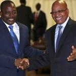 Kabila et Zuma boudent l'Union Européenne.