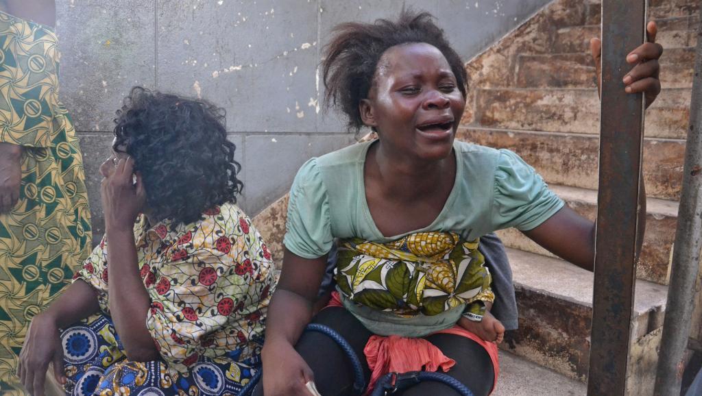 Carine, 24 ans, n'a pu ramener aucun de ses biens du Congo, faute d'argent. RFI/Habibou Bangré