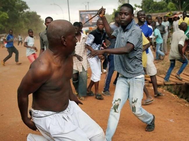 Centrafrique : un chrétien attaque un musulman