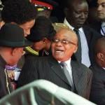 Afrique du Sud : Afflux des dirigeants africains à la réinvestiture de Zuma.