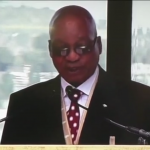Afrique du Sud: Jacob Zuma, président de l'Afrique du Sud depuis 2009, a été investi pour un second mandat (vidéo)