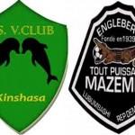 Football : Mauvais sort pour Mazembe et V. Club.