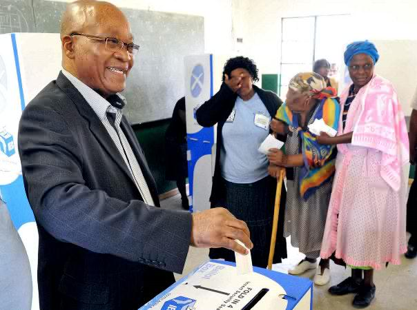 Zuma vote 1
