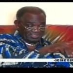 Le Poète LUTUMBA Simaro parle de sa vie, ses enfants, sa musique et la musique congolaise