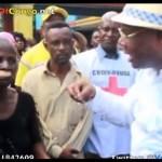 «MBATA YA BAKOLO» : Zacharie Bababaswe visite refoulés de Brazzaville et leur crache les vérités