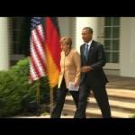 Ukraine: Obama et Merkel menacent Moscou de nouvelles sanctions