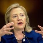 Hillary R. Clinton : «J'ai décelé de la résignation chez les jeunes de Kinshasa»