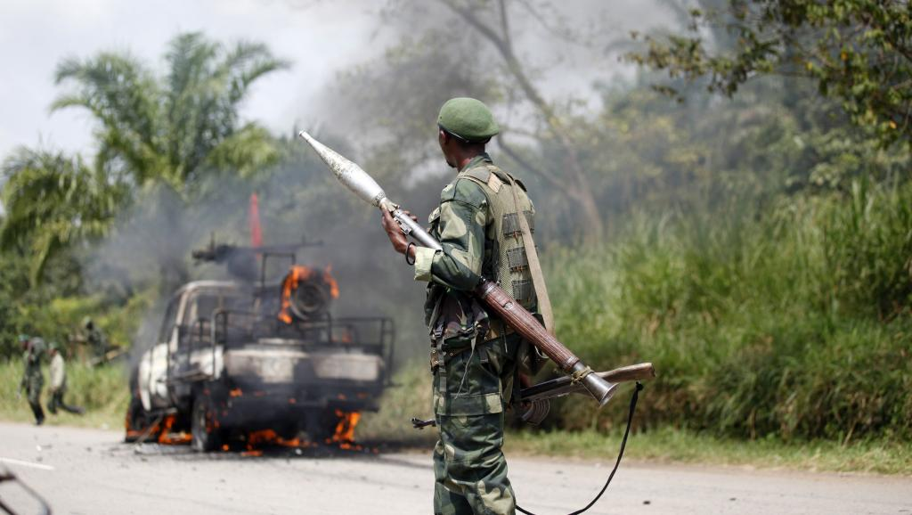 Affrontement FARDC APR