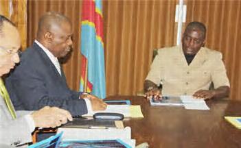 Kabila en reunion