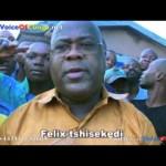 Felix Tshisekedi : « Kabila Aleli na Munoko ya Mboka ! »