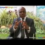 Martin Fayulu: Kabila a fait un Coup d'Etat le 9 Décembre 2011, Qu'il ne se Trompe pas Cette Fois Ci, il va Partir!!!