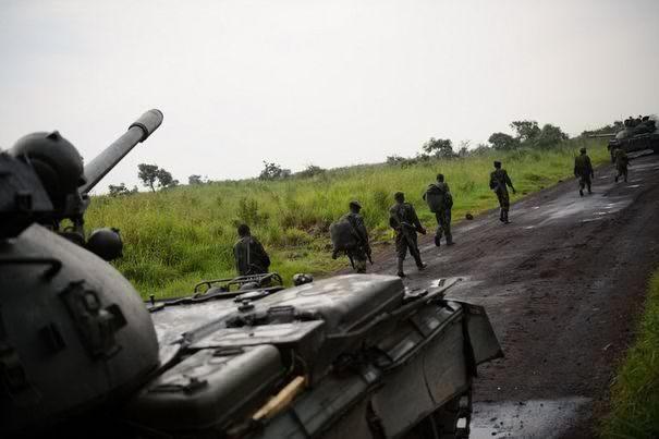 soldat congolais