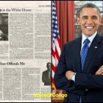 États-Unis : Obama traité de Nègre par un journal américain.