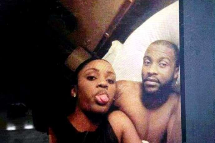 cameroun helene nathalie koah ma photo avec fally ipupa est une vraie the voice of congo - Fally Ipupa Mariage