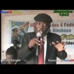 Exclusivité: Les 4 Federations de l'UDPS contre l'alliance Felix TSHISEKEDI, MAVUNGU, FAYULU ET KAMERHE