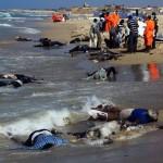 Libye : 170 immigrants retrouvés morts sur une plage