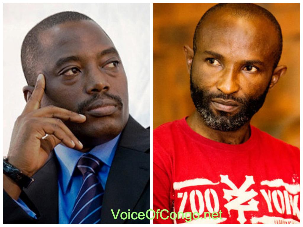Etienne vs Joseph Kabila