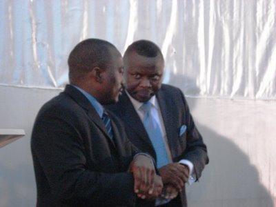 Kamerhe et Kabila