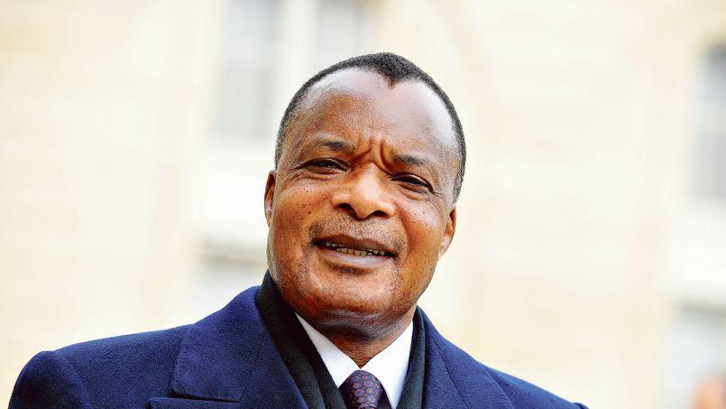 NEWS : Entretien Francois Hollande et Denis Sassou Nguesso - Paris - 08/04/2013