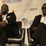 La soirée fondation Ikea Claudia Sassou aux USA et prestations de Fally Ipupa au US-Africa summit 2014