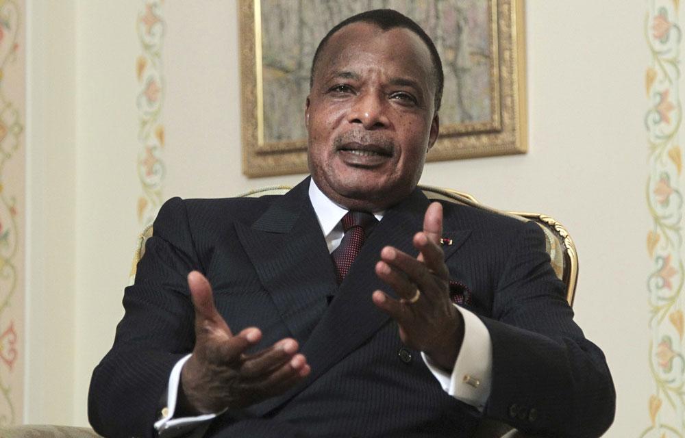 Denis Sassou N'Guesso sur RFI: «Changer la Constitution dans l'intérêt du pays»