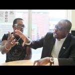EYINDI: BAGARRE Verbale entre Lumumba Yoto et Odon Pambu, l'émission se termine en queue de poisson!!! Mbwa aswi Mbwa (VIDÉO)