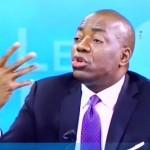 J.M.Kassamba: E.Tshisekedi a depuis 30 ans pris en otage les Kasaïens