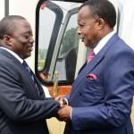 CONGO-RDC : tête-à-tête Denis Sassou N'Guesso-Joseph Kabila Kabange à Brazzaville