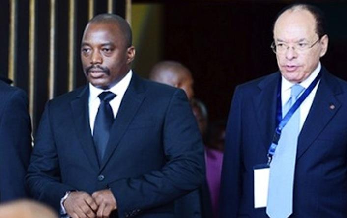Kabila et Kengo