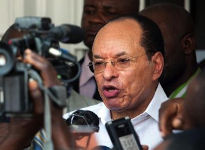 Kengo Wa Dondo :  Je suis contre la révision constitutionnelle (Audio)