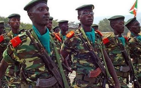 Armee Burundi