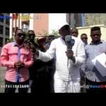 Blanchard Mosaka, Daddy Mola et les Portes paroles des autres groupes très fâchés contre Tshala Muana et Koffi Olomide suite à leur suspension à la RTNC
