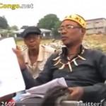 Conflit UNIKIN : le Chef coutumier KIAMFU de Mbanza Lemba/Kinshasa très fâché
