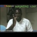 Mr. Adrien de l'ECIDE explique l'absence de MARTIN FAYULU à la marche de l'Opposition