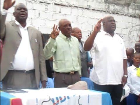 UDPS: Après la marche du 27 September, Évaluation à la matinée politique avec Felix Tshisekedi et Bruno Mavungu