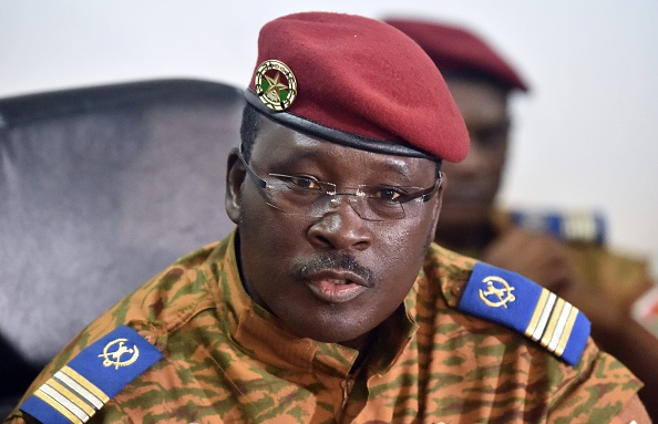 BURKINA-POLITICS-CRISIS-TALKS