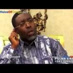 """Francis KALOMBO sur l'Article 220: """"Dans l'histoire du Congo nous avons jamais eu un Président selon les Textes"""""""