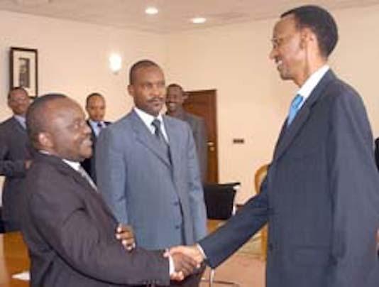 nyamwinshi-Kagame