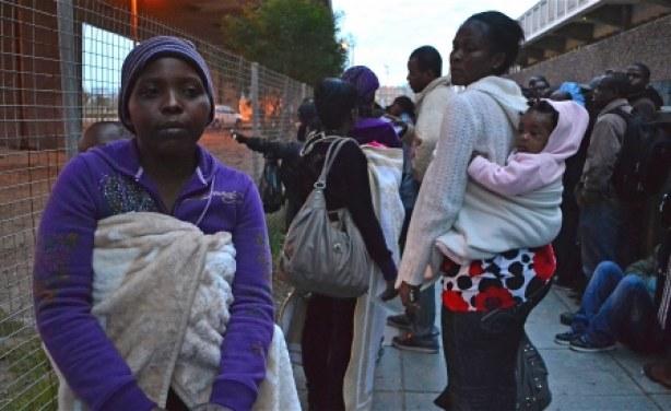 Angola refugies