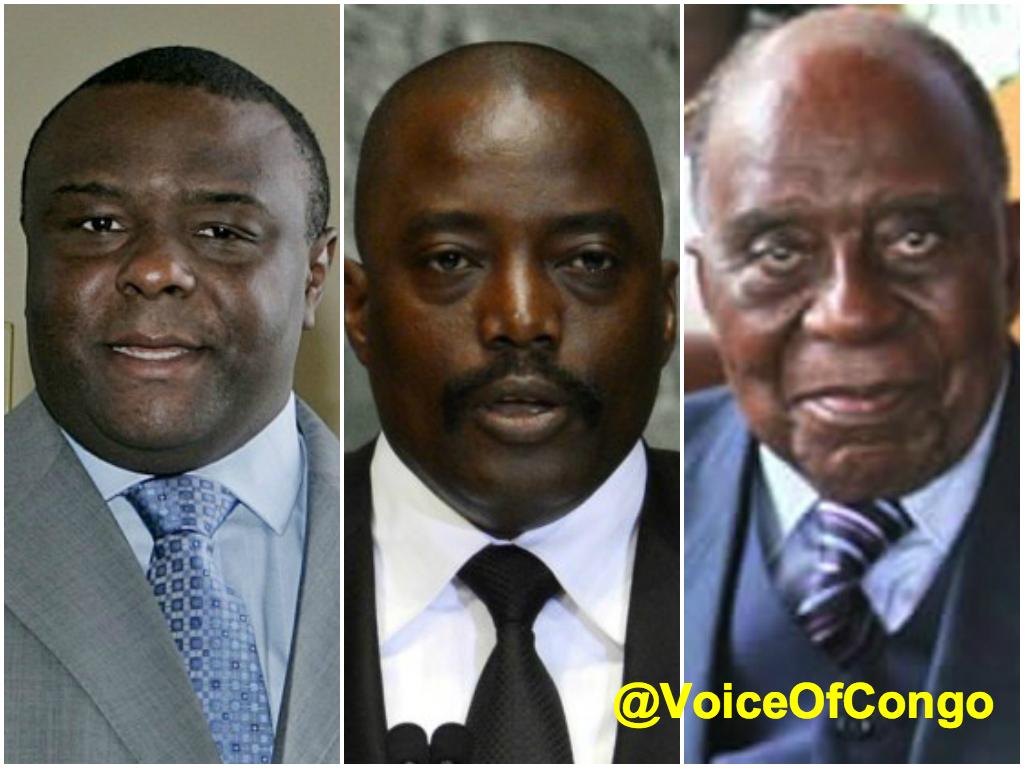 Bemba, Kabila, Gizenga
