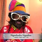 [Couloir des Stars] Sketch : Ngadiadia Ngandios : Lelo bako violer Pe na Ngai !