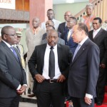 RDC – Pour éviter une crise interinstitutionnelle: Kabila tente de réconcilier Kengo et Minaku