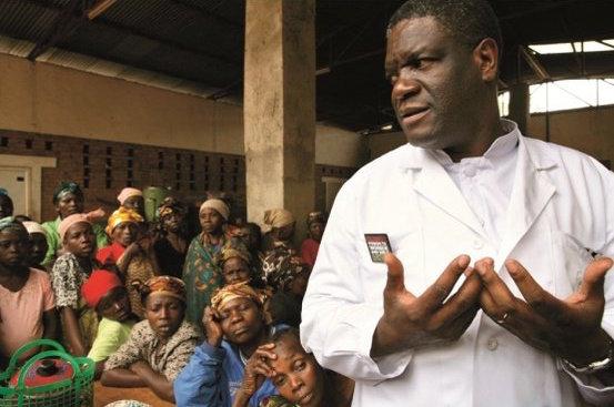 mukwege et panzi