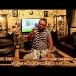 SANS TABOU: Qui ont détruit la culture Congolaise, les Musiciens ou les Combattants ?