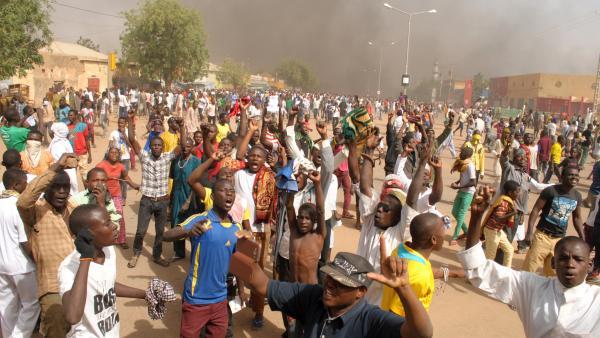Manifestations contre Charlie Hebdo: quatre morts à Zinder, au Niger