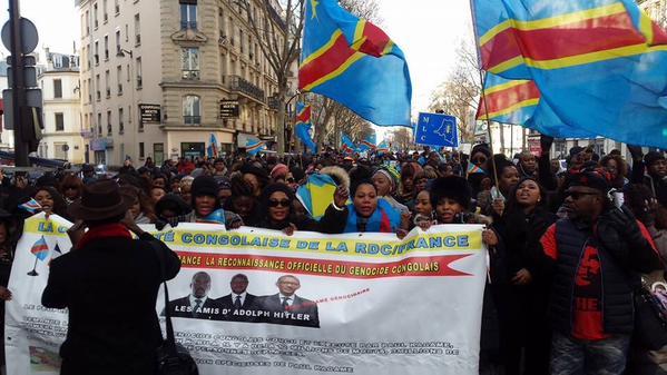 manifestation à paris1