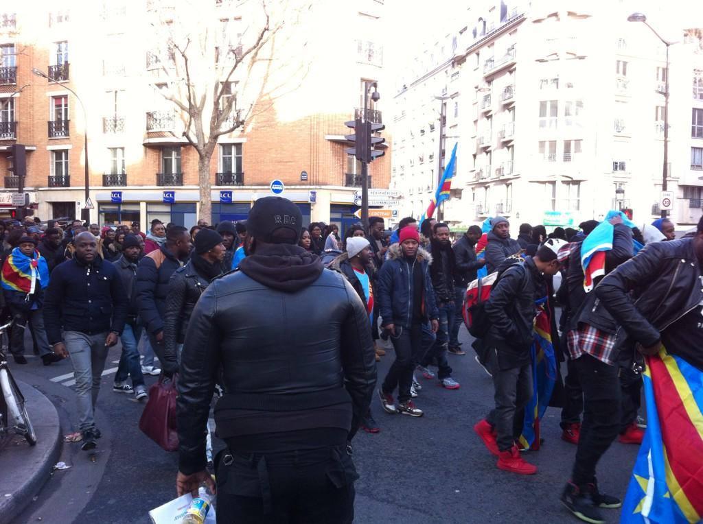 manifestation à paris7
