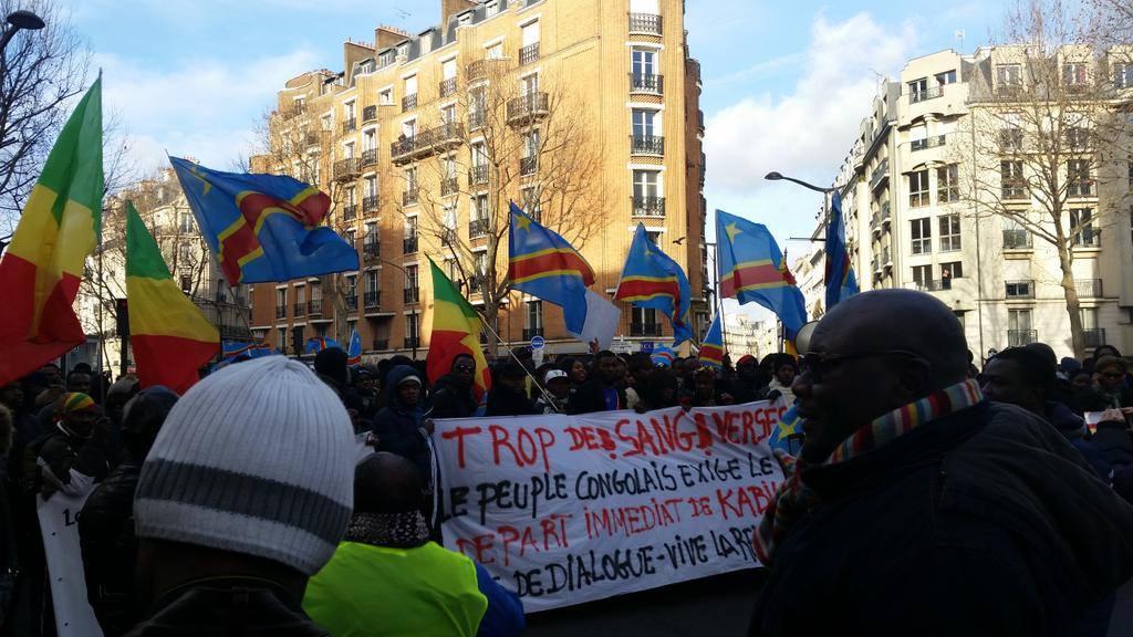 manifestation à paris9