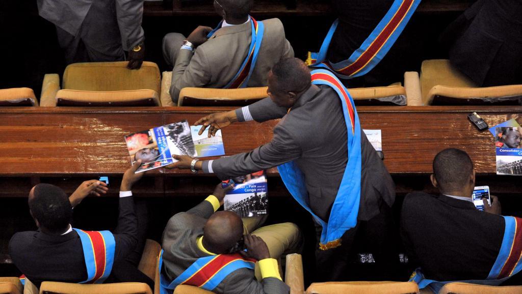 rdc députés kinshasa parlement kabila_0